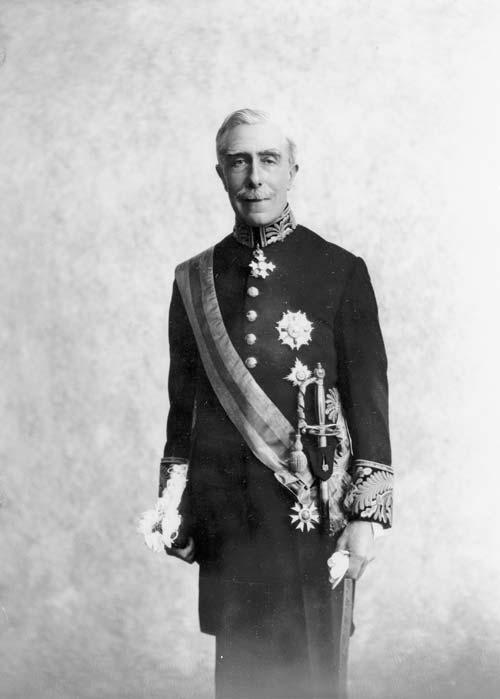 Charles Bathurst, Viscount Bledisloe, early 1930s