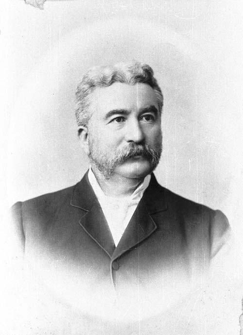 Patrick Alphonsus Buckley