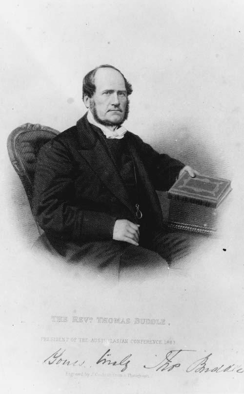 Thomas Buddle