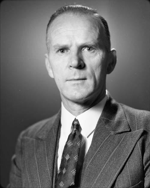 Ernest Bowyer Corbett, about 1960