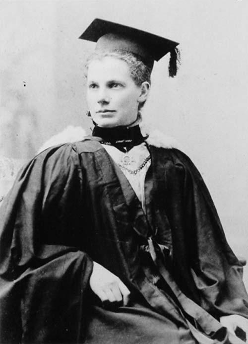 Margaret Barnet Cruickshank
