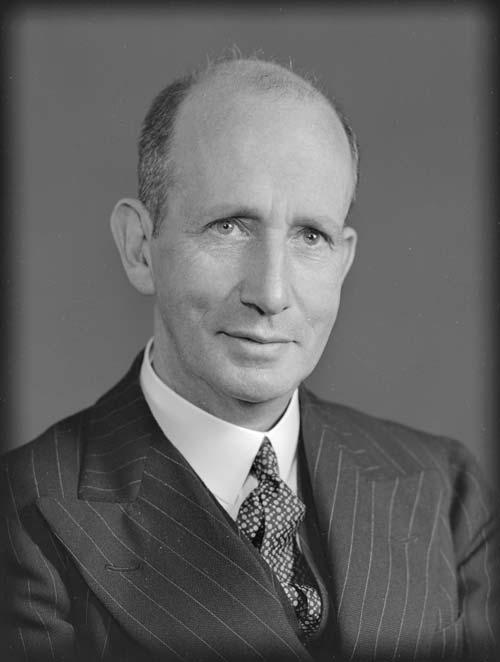 Frederick Widdowson Doidge, 1940s