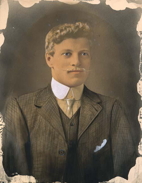 Frederick George Evans