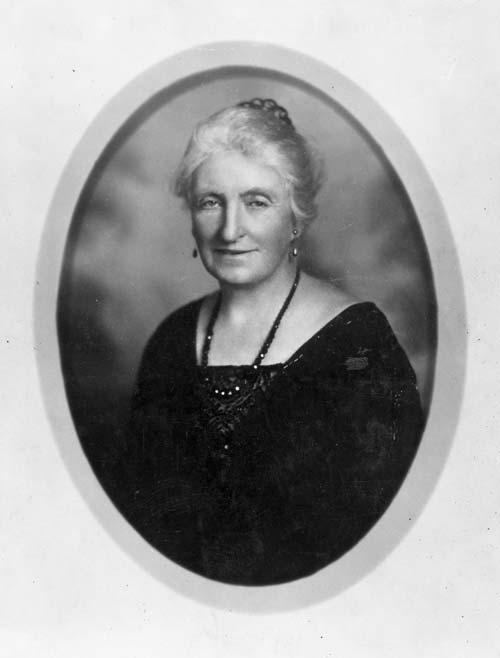 Annie Isabel Fraer