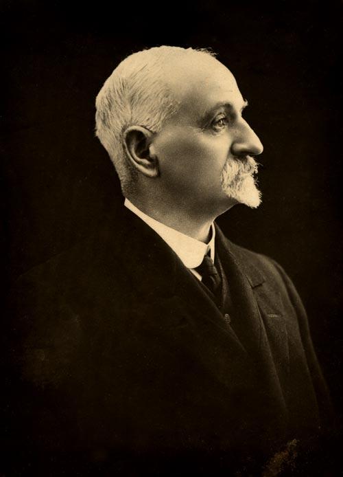Philadelphus Bain Fraser, about 1930