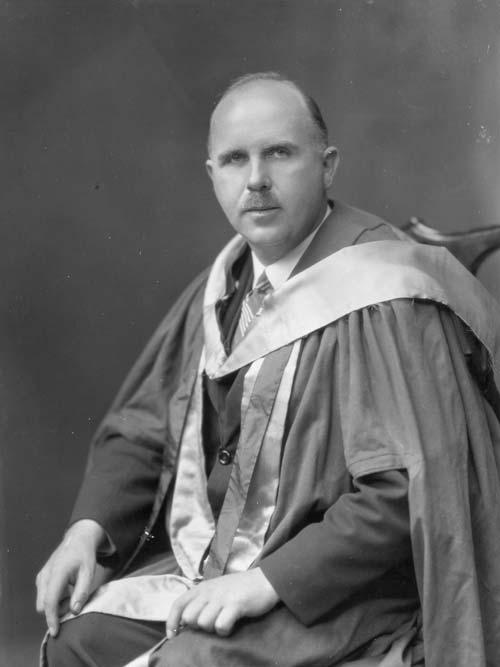 Victor Edward Galway, July 1931