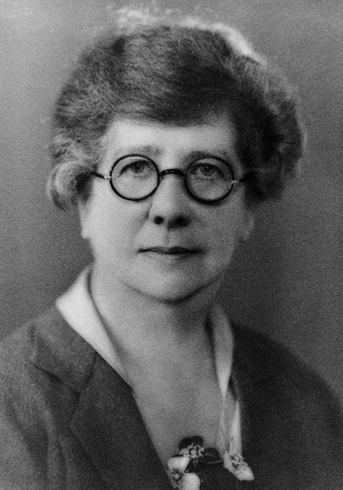 Eunice Harriett Garlick
