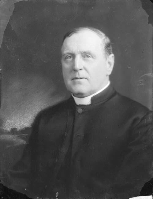 James Gibb, 1917