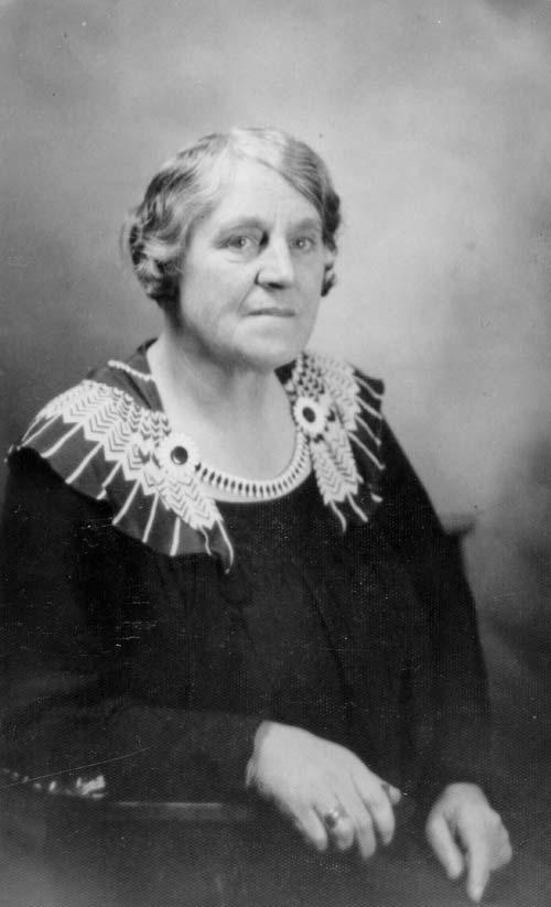Eliza Gordon, 1936