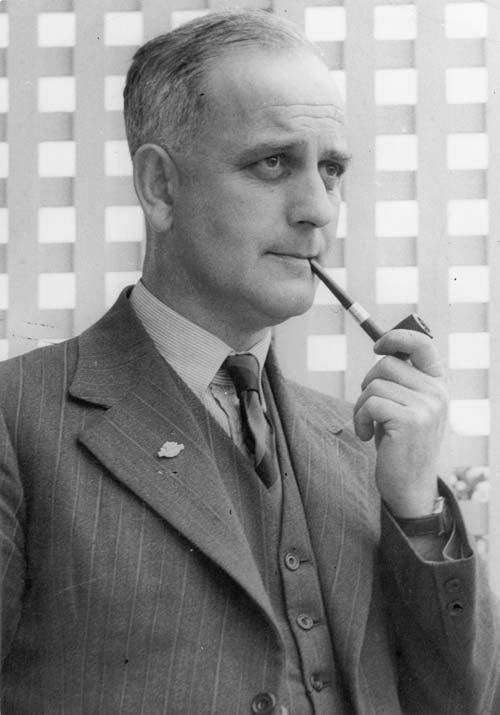 Josiah Ralph Hanan, about 1946