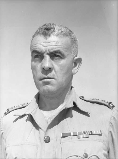Frederick Melrose Horowhenua Hanson, August 1943