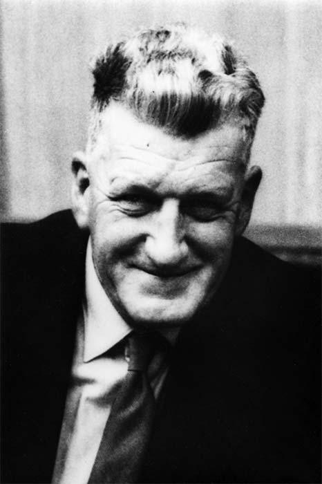 Generous benefactor Lewis Edward Harris