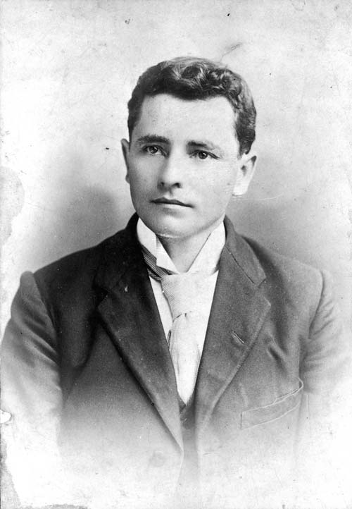 Henry Edmund Holland, some time between 1896 and 1900
