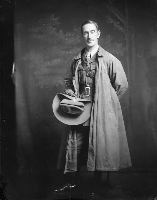 John Gethin Hughes, 1914