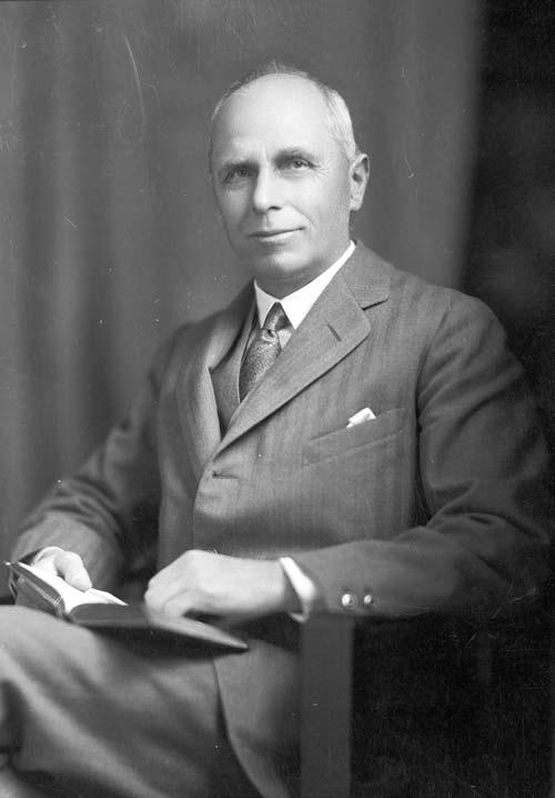 William Duffus Hunt, 1932