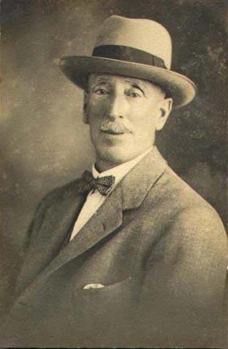 Archibald Logan, about 1925