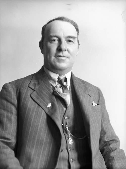 Robert Mafeking Macfarlane, about 1951