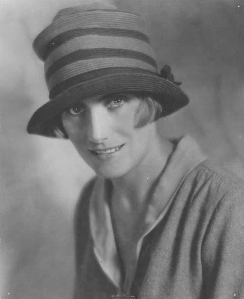 Margaret Macpherson, about 1922
