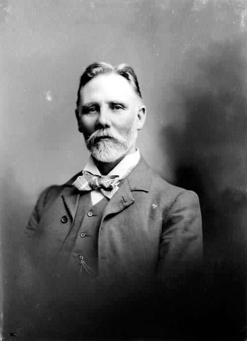 Joseph Clarkson Maddison, about 1905