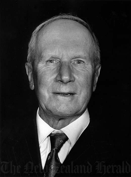 Frank Crossley Mappin