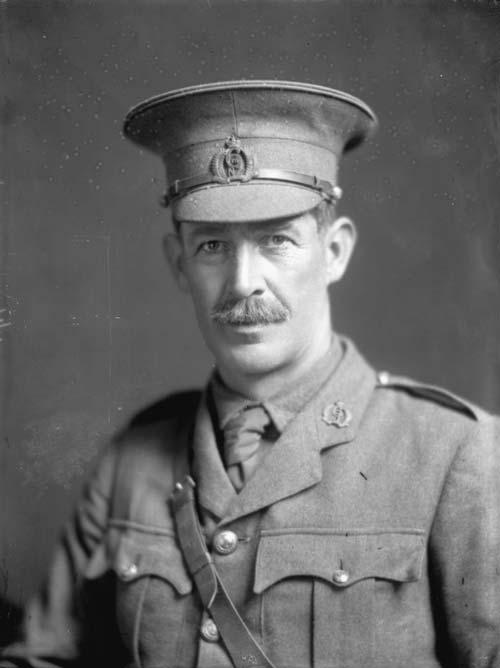 William Meldrum, 1914
