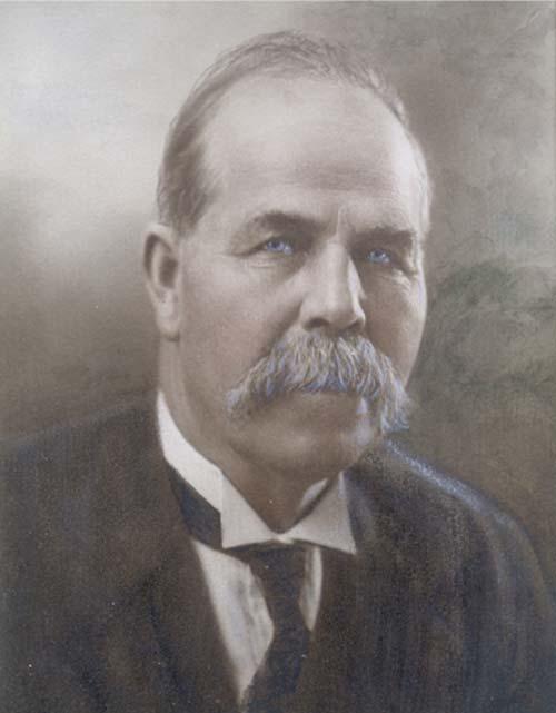 Percy Gates Morgan