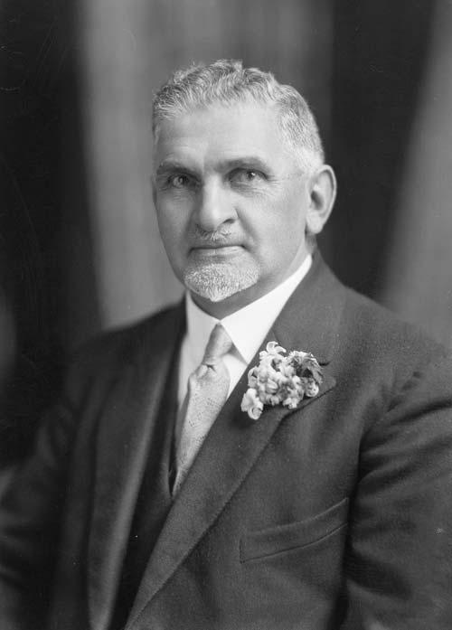 James Alfred Nash, photographed on 11 October 1928