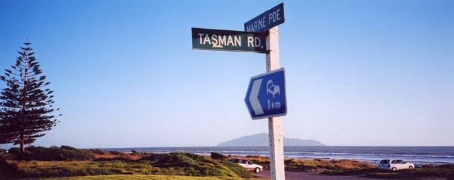 Tasman Road, Ōtaki