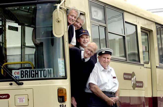 Older bus drivers