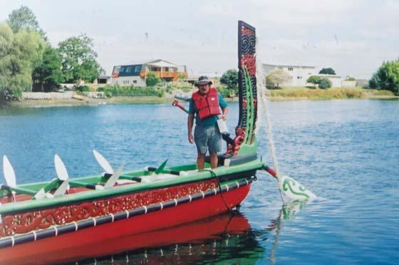 Ngāti Kahungunu canoe