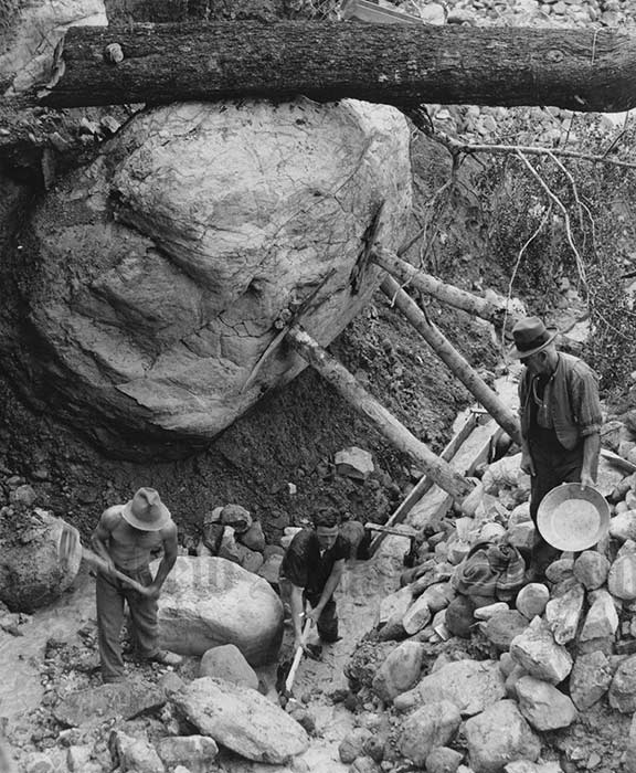 Gold And Silver Mining In Portugal Mail: Depression Prospectors