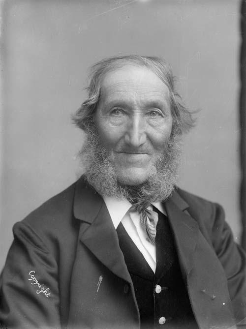 Samuel Duncan Parnell, June 1890