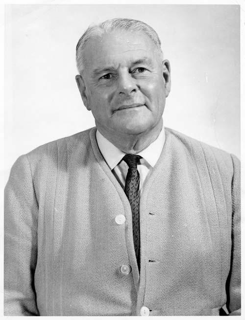 Arthur Pearce, mid 1960s