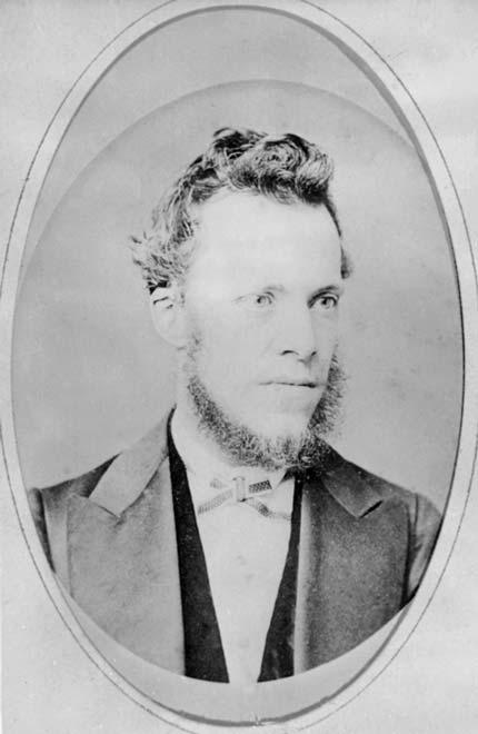 James Alexander Pond, 1873