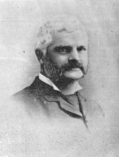 Edward Joshua Riddiford, about 1897