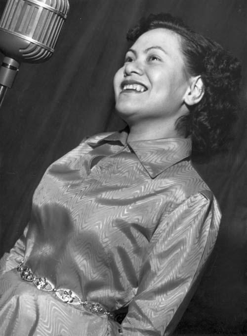 Mavis Chloe Rivers, August 1950