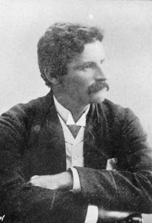 Arthur Rosser, about 1902