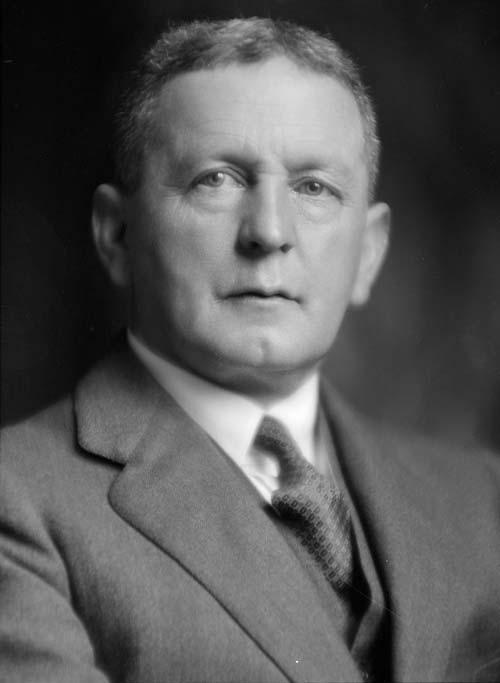 Guy Hardy Scholefield, 1929