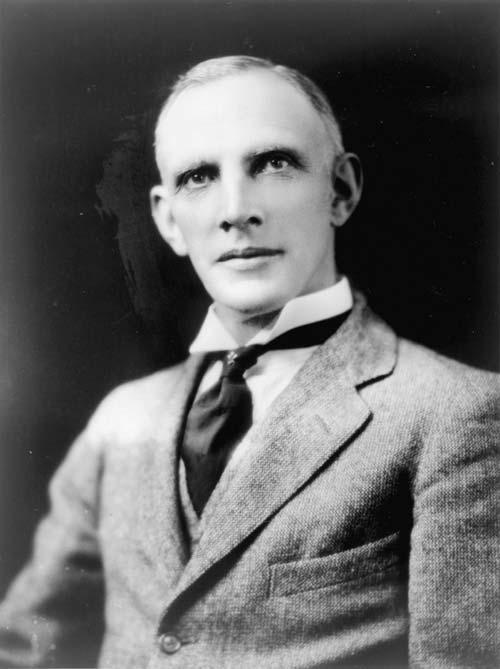 Charles Ernest Statham, October 1922
