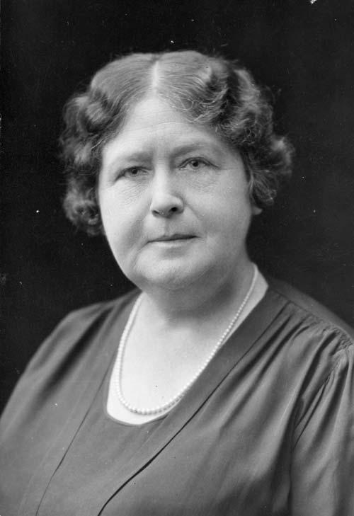 Ann Monroe Gilchrist Strong, 1936