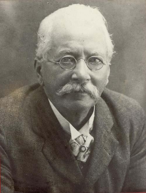 Henry Suter in 1911