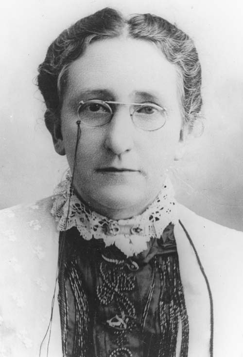 Marianne Allen Tasker, founder and leader from 1895 of the Women's Democratic Union