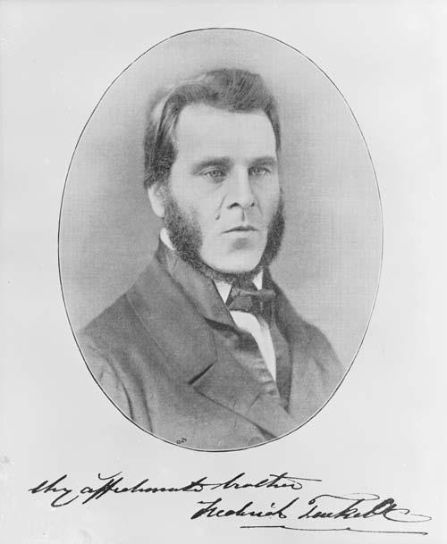 Frederick Tuckett