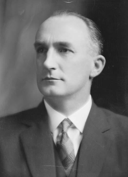 Arthur Tyndall, 1929