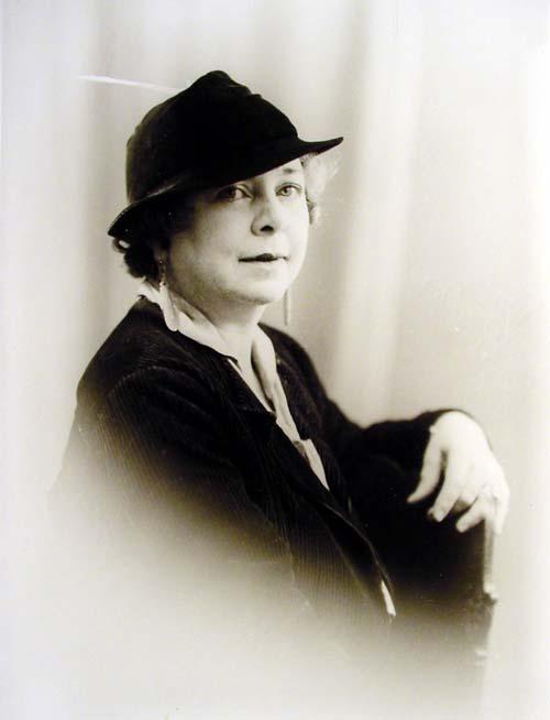 Elizabeth Wallwork, about 1937