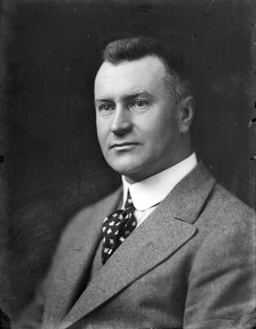 Thomas Mason Wilford, 1909