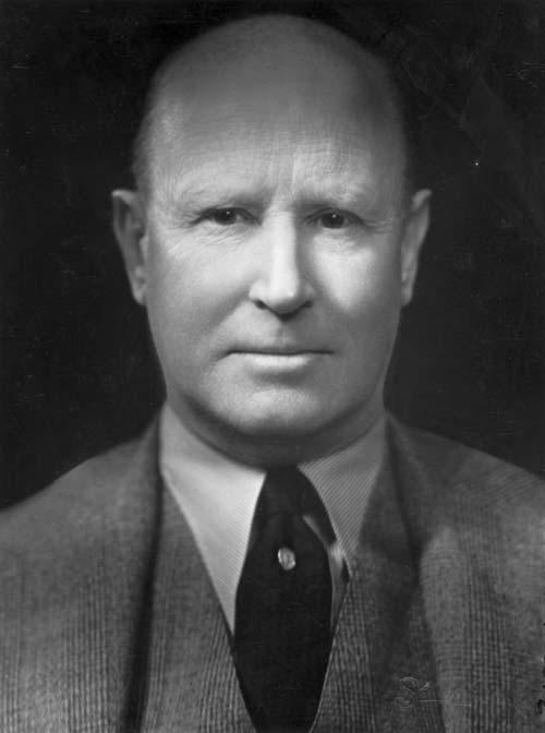 Cecil Walter Wood
