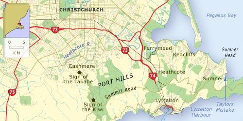 The Port Hills
