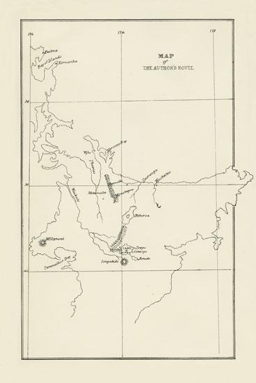Bidwill's Rambles in New Zealand