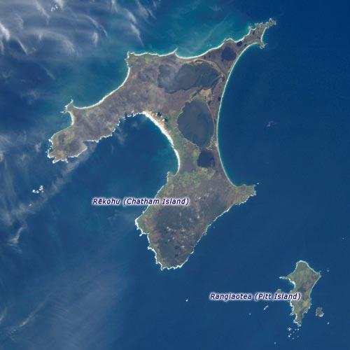 Chatham Islands – Rēkohu and Rangihaute